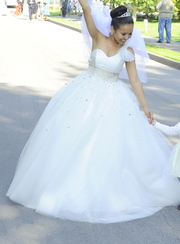 Свадебные платья казахстане