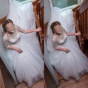 Свадебное платье La sposa Alicia Cruz Италия