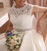 Продам свадебное платье Астана