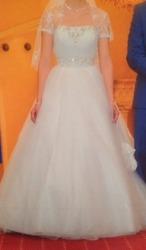 Свадебное платье г.Алматы