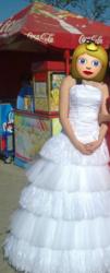 свадебное платье нежное белое милое красивое