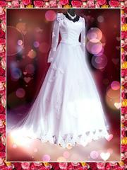 Продам свадебные платья от 5 тыс!!!