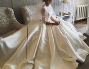Продам испанское свадебное платье б/у