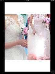 продам свадебное платье  б/у