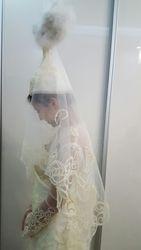 Казахское национальное платье на Кыз Узату