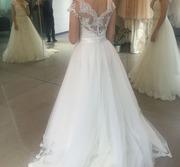 Новое свадебное платье-трансформер