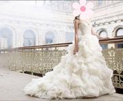 продам свадебное платье с салона,  дешево,  в отличном состоянии