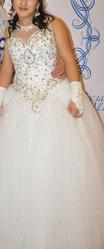 Срочно продам шикарное свадебное платье!