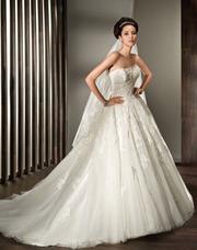 Продам б/у свадебное платье Алматы