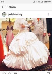 Продам свое шикарное платье Rosalli