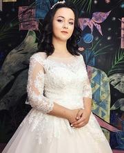 Продам свадебное платье ручной работы СРОЧНО!