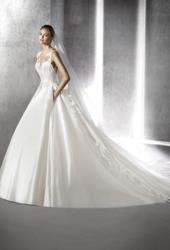 Свадебное платье из коллекции SAN PATRICK ZAYAN