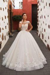 Продаю очень нежное свадебное платье