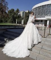 Продам срочно,  свадебное платье